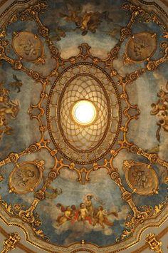 Teatro Municipale, Piacenza, Italy  Golden skies, province of piacenza , Emilia Romagna region Italy