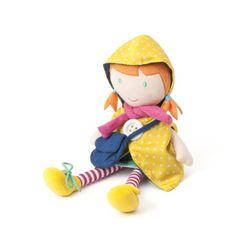 Lisette la poupée multi-activités Sensibul création Oxybul