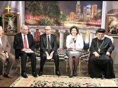 لقاء صحفى خاص مع قداسة البابا تواضروس الثانى مـن قناة لوجوس تى ڤى