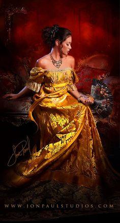 World Ethnic & Cultural Beauties Mode Renaissance, Gothic Fantasy Art, Romance Art, Book Cover Art, Classical Art, Woman Painting, Portrait Art, Beautiful Paintings, Female Art