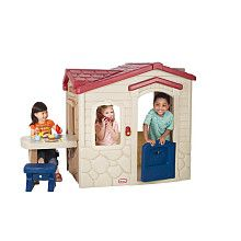 Little Tikes Picnic on the Patio $250 Smaller than the others, not my favourite 47.5h x 37d x 73w