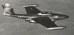 Northrop F-89 Scorpion. 1,050 total Scorpions were poduced, in five different models. F-89A s/n 49-2432.