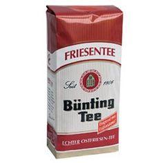 Bünting Friesentee 500g