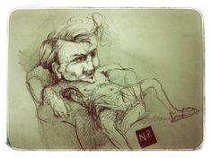 NR by Nelson Reis, via Behance