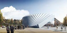 bjarke ingels group to extend isenberg school of management