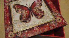 Caixa em MDF decorada com decoupage - Modelos e como fazer