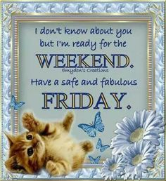 Image result for have a awesome weekend cute images