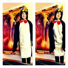 Ronnie Radke is a penguin XD