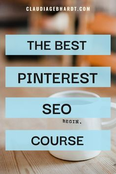 This course is all about using SEO as your Pinterest's marketing strategy in order to grow your audience, increase sales and build your email marketing list. In this Pinterest Course you will be getting step-by-step tutorials, keyword guide worksheets, free access to group trainings and lifetime access to all updates!  il list! Save $30 dollars ($129) for a limited time!! Sign up to get your code and a FREE Pinterest Keyword Guide. #pinterestcourseforbloggers #pinterestseotips #keywordsseo Email Marketing Lists, Social Media Marketing Business, Social Media Quotes, Social Media Tips, Seo Strategy, Marketing Strategies, Online Blog, Seo Tips, Blogging For Beginners
