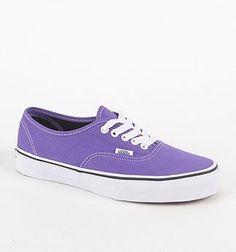 Purple vans!!!!