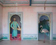 INDIA SONG: ESCAPE THROUGH KAREN KNORR'S FANTASTICAL PHOTOGRAPHY — www.stylebeatblog.com