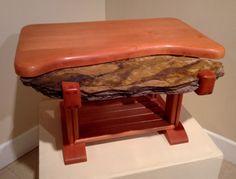 Doug fir coffe table 800