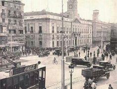 Puerta del Sol, 1929