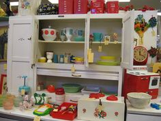 Kitchen Booth Display