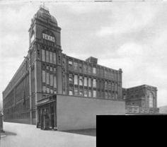 Texas Mill, Ashton-under-Lyne