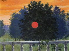 "surrealism-love: ""Banquet, 1955, Rene Magritte """