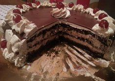 Ανάλαφρη τούρτα! συνταγή από litsazao - Cookpad Cake Filling Recipes, Dessert Recipes, Desserts, Cookbook Recipes, Cooking Recipes, Greek Pastries, Greek Sweets, Cake Fillings, Greek Recipes