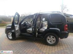 Jeep Liberty 2004 inny 3.7 210 KM