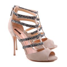NAGAY Edgy Shoes, Peeps, Valentino, Crushes, Peep Toe, Sandals, Collection, Fashion, Zapatos