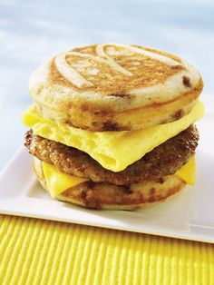 Copy Cat Gourmet: McDonald's McGriddle (with Recipe) | The Talking Spoon