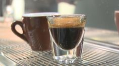 Video: Coffee Culture | Watch Wisconsin Foodie Online | WPT Video At 20:36 it is about the perfect shot. http://m.video.wpt2.org/video/2172936921/