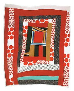 Gees Bend quilt by Arlonzia Pettway.