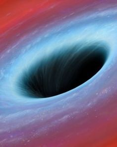 """Scientists want to build an enormous """"virtual telescope"""" capable of taking a picture of a massive black hole 26,000 light years away"""