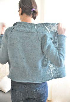ANKESTRiCK Naima Cardigan Pattern - Patterns Cardigan Pattern, Knit Cardigan, Bolero Pattern, Sweater Patterns, Knit Sweaters, Knitting Patterns, Crochet Patterns, Stitch Patterns, Dress Gloves