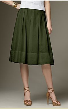 This skirt is perfect. definite mission must-have
