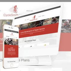 "The new business card website for Cycle Smith Ltd is now ""Live"" at http://cycle-smith.co.uk/"