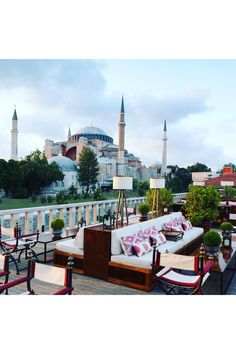 Vogue weekends: Istanbul travel guide - where to stay, what to see, where to eat...