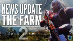 Destiny 2 News - The Farm Social Space! Returning Vendors, New Secrets, ...