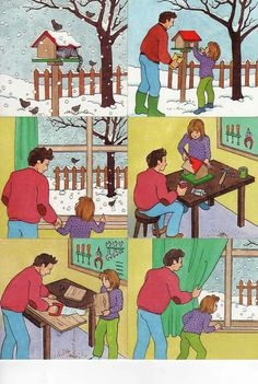 Great pictures for sequence writing practice (Grades ESL) Picture Story Writing, Writing Pictures, Picture Writing Prompts, Sequencing Cards, Sequencing Activities, Language Activities, Story Sequencing Pictures, Picture Comprehension, Visual Learning
