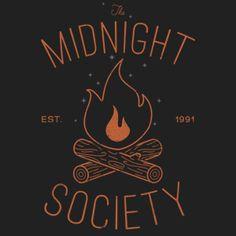 The Midnight Society T-Shirt » Don't Blink Tees