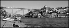 Ponte D. Luis e Serra do Pilar / Puente D. Luis y Serra do Pilar / D. Luis Bridge and Serra do Pilar [2011 - Gaia - Portugal] #fotografia #fotografias #photography #foto #fotos #photo #photos #local #locais #locals #cidade #cidades #ciudad #ciudades #city #cities #europa #europe #porto #oporto #turismo #tourism @Visit Portugal @ePortugal @WeBook Porto @OPORTO COOL @Oporto Lobers