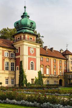 Poland - Łańcut Palace