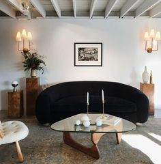 room inspiration in living room room plants living room living room living room decor furniture living room sets for living room Living Room Inspiration, Interior Inspiration, Style Inspiration, Home And Living, Modern Living, Interior Architecture, Home Furniture, Living Spaces, House Design
