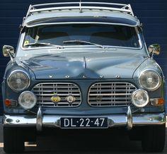 Volvo Amazon Front