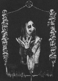 Find images and videos about Black Metal and celestial bloodshed on We Heart It - the app to get lost in what you love. Black Metal, Thrash Metal, Dibujos Dark, Arte Punk, Satanic Art, Extreme Metal, Heavy Metal Music, Metalhead, Death Metal
