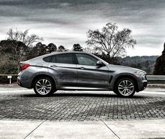 Born bold, designed to be fierce, the BMW X6.