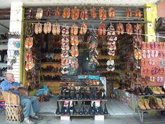 Huaracheria in Los Reyes, Michoacan