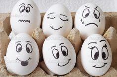 Hard boiled egg ideas