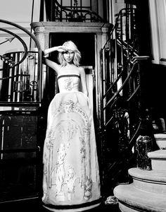 excess all areas: soo joo by yu tsai for harper's bazaar singapore december 2015   Schiaparelli Fall 2015 Haute Couture