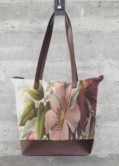 VIDA Statement Bag - Purple Floral by VIDA w93ij55
