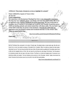 How to use mentor texts of reviews. This lesson from Two Writing Teachers shows how to use mentor texts within a student-teacher writing conference. It also includes a set of third grade student texts that can be used as mentor texts in our own classrooms to teach how to write reviews.