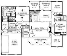 Triple wide mobile home floor plans manufactured home for 2000 square foot mobile home