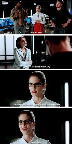 #Arrow #Season5 #5x21