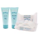 Australian Bodycare Hero Kit (Worth £22.50) Australian Bodycares Hero Kit combines three of the brands favourite products to cleanse and hydrate skin. Utilising anti-bacterial Tea Tree Oil, the body is left soft, smooth and replenished. The Set http://www.MightGet.com/january-2017-12/australian-bodycare-hero-kit-worth-£22-50-.asp