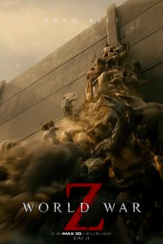 World War Z (2013) - GIF