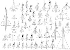 The wonderful world of Delta wing designs. Aviation Forum, Aviation Art, Avro Arrow, Delta Wing, Flying Wing, Airplane Design, Wings Design, Jet Plane, Military Aircraft